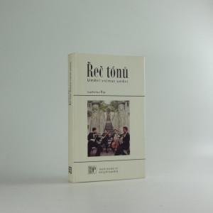 náhled knihy - Řeč tónů : umění vnímat umění