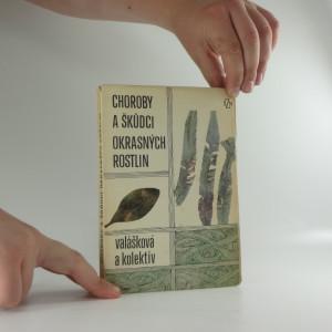 náhled knihy - Choroby a škůdci okrasných rostlin