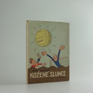 náhled knihy - Kožené slunce