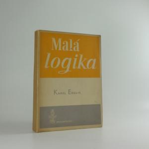 náhled knihy - Malá logika : věda o myšlenkovém řádu