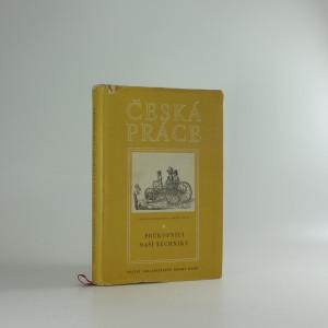 náhled knihy - Průkopníci naší techniky