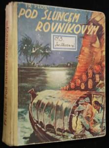 náhled knihy - (Lovci orchidejí) : dobrodružný román. (III. díl), Pod sluncem rovníkovým