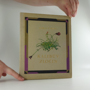 náhled knihy - Kalibův zločin : obraz z podhoří