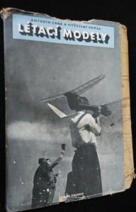 náhled knihy - Létací modely
