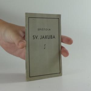 náhled knihy - Epištola obecná sv. Jakuba