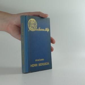náhled knihy - Henri Bergson