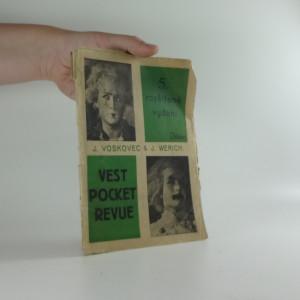 náhled knihy - Vest pocket revue : Tu i cizozemské radovánky o 19 obrazech