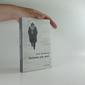 náhled knihy - Goldstein píše dceři