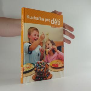 náhled knihy - Kuchařka pro děti