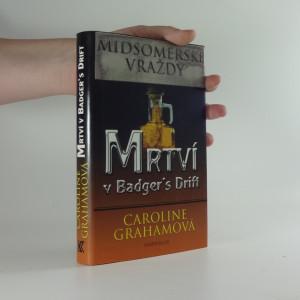 náhled knihy - Mrtví v Badger's Drift