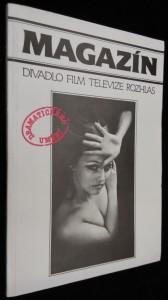 náhled knihy - Magazín : divadlo, film, televize, rozhlas