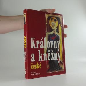 náhled knihy - Královny a kněžny české