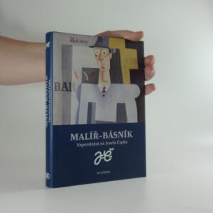 náhled knihy - Malíř-básník : vzpomínání na Josefa Čapka