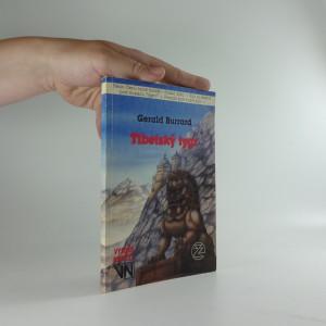 náhled knihy - Tibetský tygr