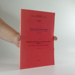 náhled knihy - Budoucnost české zahraniční politiky : (EU, NATO, V4 a kdo jsou spojenci České republiky)