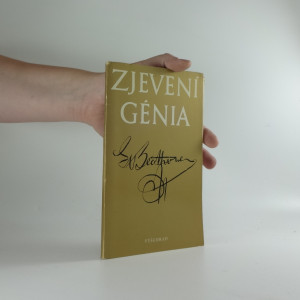 náhled knihy - Zjevení génia : Ludwig van Beethoven
