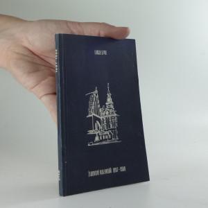 náhled knihy - Židovský kalendář 1987-1988