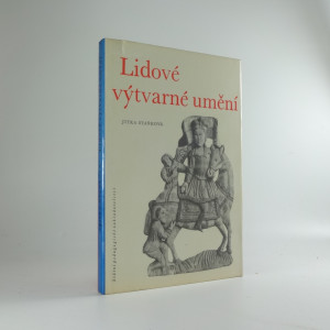 náhled knihy - Lidové výtvarné umění : Čechy a Morava