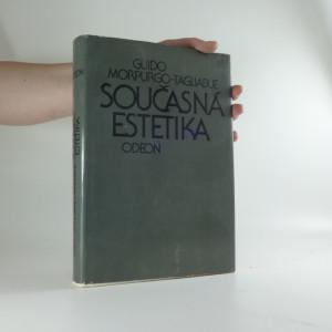 náhled knihy - Současná estetika
