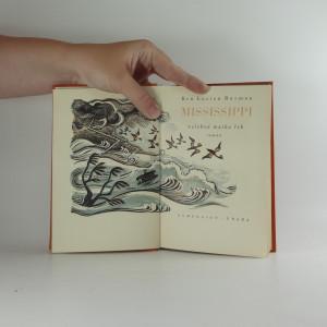 antikvární kniha Mississippi : velebná matka řek, 1941