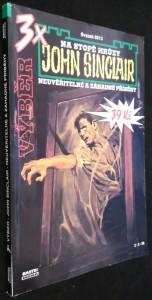 náhled knihy - 3x na stopě hrůzy, Dívka z Atlantidy, Oko démona, Monstrum z majáku