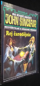 náhled knihy - Rej čarodějnic