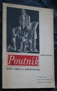 náhled knihy - Poutník : Život a dílo J.A. Komenského