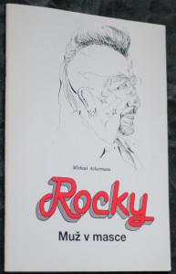 náhled knihy - Rocky : Muž v masce