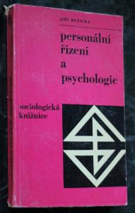 náhled knihy - Personální řízení a psychologie