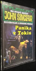 náhled knihy - Panika v Tokiu