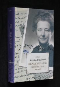 náhled knihy - Deník 1921-1961 : scientific diary