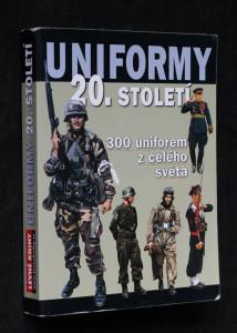 náhled knihy - Uniformy 20. století