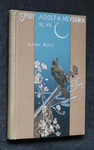 náhled knihy - Lesní kvítí