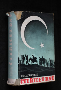 náhled knihy - Čtyřicet dnů : tragedie malého národa