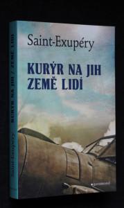 náhled knihy - Kurýr na jih, Země lidí