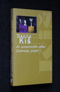 náhled knihy - Ze sametového alba ; Zahrada, popel