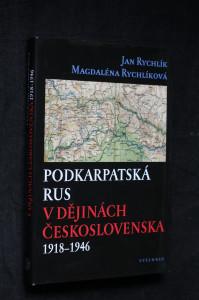 náhled knihy - Podkarpatská Rus v dějinách Československa 1918-1946