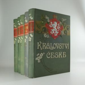 náhled knihy - Království české (5 svazků)