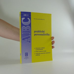 náhled knihy - ABC praktické personalistiky
