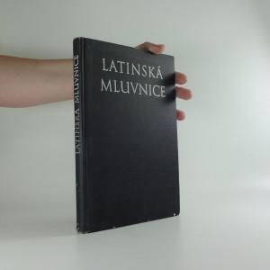 náhled knihy - Latinská mluvnice : [vysokoškolská učebnice]