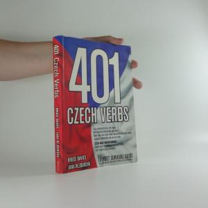 náhled knihy - 401 Czech verbs
