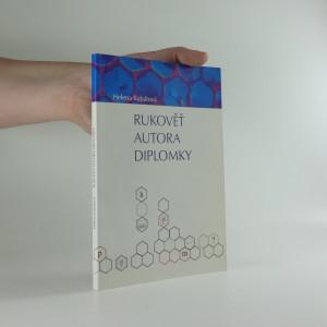 náhled knihy - Rukověť autora diplomky