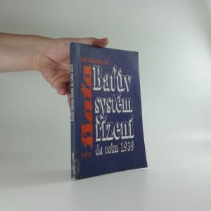 náhled knihy - Baťův systém řízení do roku 1939