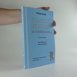 náhled knihy - Praktikum podnikové ekonomiky pro bakalářské studium
