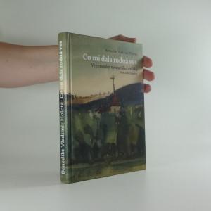 náhled knihy - Co mi dala rodná ves