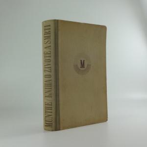 náhled knihy - Kniha o životě a smrti