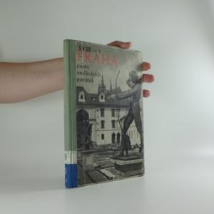 náhled knihy - Praha - město uměleckých památek