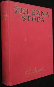 náhled knihy - Železná stopa