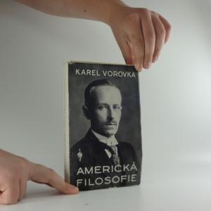 náhled knihy - Americká filosofie
