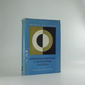 náhled knihy - Antológia z diel filozofov. Zv. 5, Novoveká empirická a osvietenská filozofia